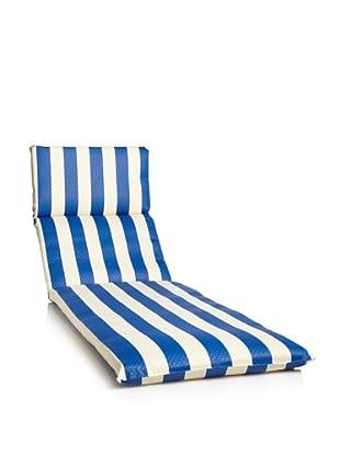 Waverly Sun-n-Shade Solstice Chaise Lounge Cushion (Marine)