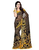 vaamsi printed sarees Vega3001