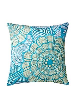 Trina Turk Trellis Lime Decorative Pillow, Turquoise