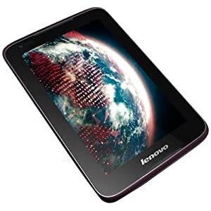 Lenovo A1000L Tablet (8GB, WiFi), Black