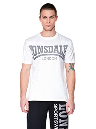 Lonsdale Camiseta Nantong (Blanco)