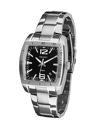 Seiko 70084 - Reloj de Caballero movimiento de cuarzo con brazalete metálico