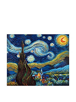 Arte dal Mondo  Wandbild Van Gogh Notte Stellata