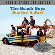 SURFIN\' SAFARI-MONO/STEREO
