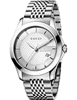 Gucci G Timeless Mens Watch Ya126401