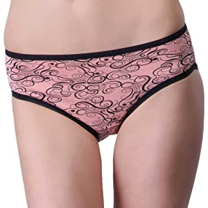 Look At Me Women Briefs LCOO1 Pink Assorted