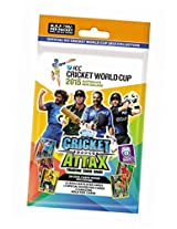 Topps ICC Cricket Attax ICC 2015, Multi Color