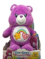Just Play Care Bears Best Friend Bear Medium Plush with DVD