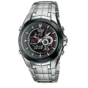 CASIO EFA-119BK-1AVDF Active Dial Edifice Watch (ED240)