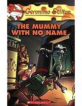 The Mummy with No Name: 26 (Geronimo Stilton - 26)