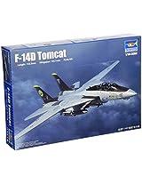 Trumpeter F 14D Tomcat Model Kit