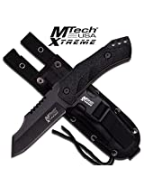 MTech USA XTREME MX-8123 TACTICAL FIXED BLADE KNIFE