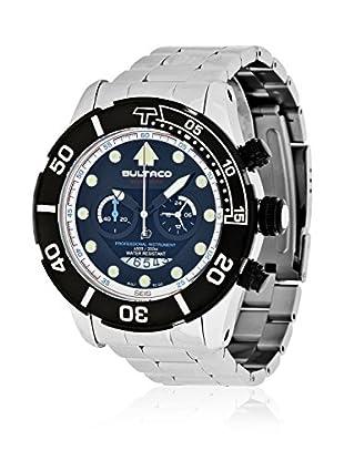 BULTACO Reloj de cuarzo Unisex H1AL48C-IB2-A 48 mm