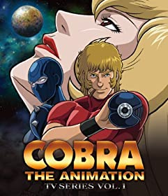 COBRA THE ANIMATIONイメージ