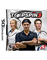 Top Spin 3 - Nintendo DS