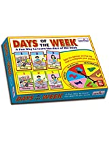 Creative Educational Aids 0696 Days of the Week