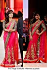 Yami Gautam In Pink Saree At Walk The Ramp Iifa