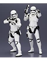 Kotobukiya Star Wars Tfa First Order Stormtrooper 2 Pack Artfx+ Statue
