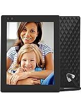 Nixplay Seed W08D 8-inch WiFi Digital Photo Frame (Black)