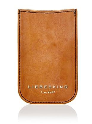Liebeskind Berlin Funda Móvil  Leather (Marrón)