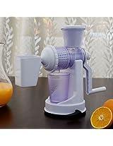 Amiraj Fruit & Vegetable Juicer - White