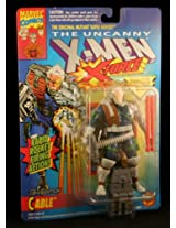 The Uncanny X-Men X-Force Action Figure & Official Marvel Universe Trading Card 3rd Edition