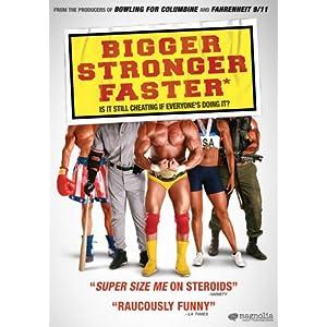 BIGGER STRONGER FASTERの画像