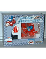 Rockman Megaman Battle And Chase Nikko Remote Control Car