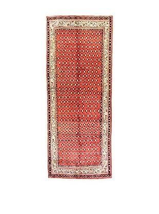 L'EDEN DEL TAPPETO Alfombra M.Mir Rojo/Beige 127 x 313 cm