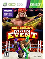 Majesco-Hulk Hogan's Main Event Kinect