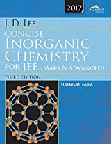Wiley's J.D. Lee Concise Inorganic Chemistry for JEE (Main & Advanced) (WIND)