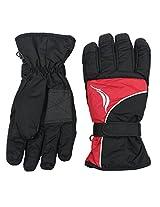 Romano Men's Red Winter Hand Gloves