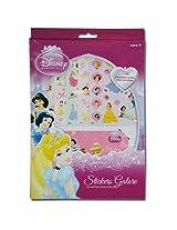 WeGlow International Disney Princess Sticker Sheet & Sticker Album Set (Set of 2)