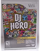Nintendo Wii Dj Hero Start The Party