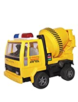Centy Concrete Mixer- Yellow