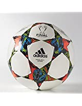 Adidas Champions Leage Final Capitano Berlin Replica Football, Size 5 (Multicolour)