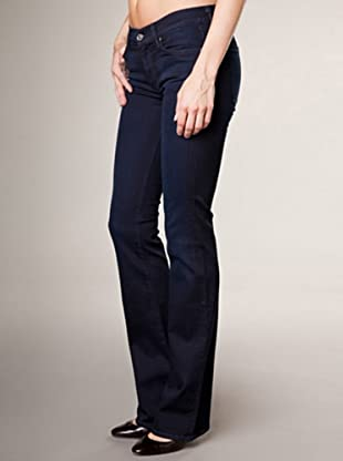 7 for all Mankind The Skinny Atlant Twilight Bootcut (dunkelblau denim)