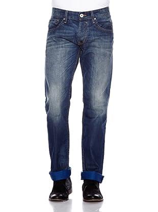 Tom Tailor Pantalón Reggio Emilia Rho (Azul)