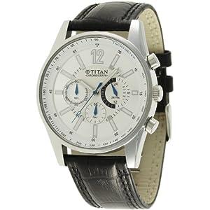 Titan Octane 9322SL02 Men's Watch