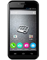 Micromax Bolt S301 (Black, No charger, No earphone inbox)