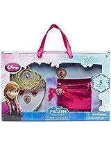 Disney Frozen Anna 5-piece Costume Accessory Set