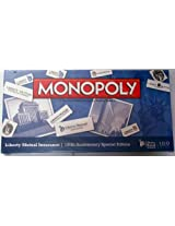 Monopoly Liberty Mutual Insurance 100th Anniversary Special Edition