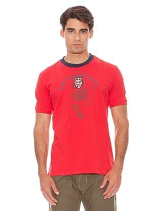 La Martina Camiseta Alodi (Rojo)