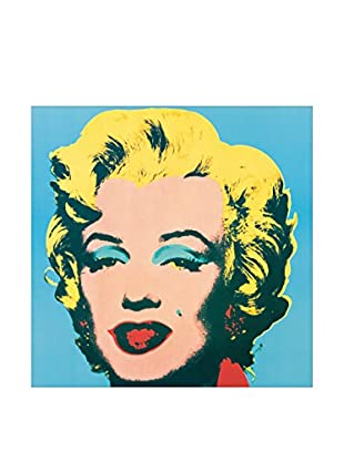 Artopweb Panel Decorativo Warhol Marilyn, 1967 - 25X25 cm