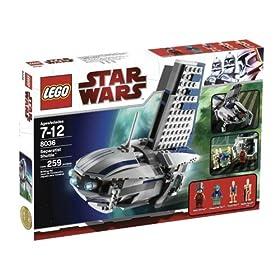 レゴ スターウォーズ 分離主義勢力のシャトル 8036