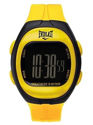 Everlast Reloj R. Everlast Monitor Corazón Amarillo