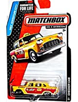 2015 Matchbox MBX Adventure City - Checker Cab