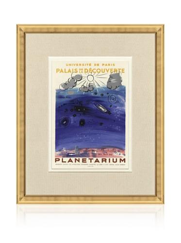 Raoul Dufy Planetarium, 1956 , 14