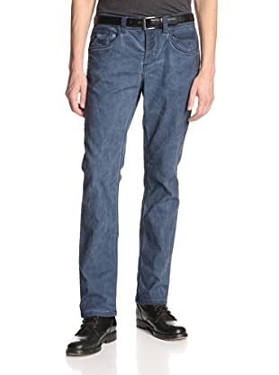 Stitch's Men's Texas 5 Pocket Straight Leg Canvas Pant (Indigo)
