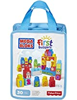 Fisher Price First Builders 1-2-3 Count, Multi Color